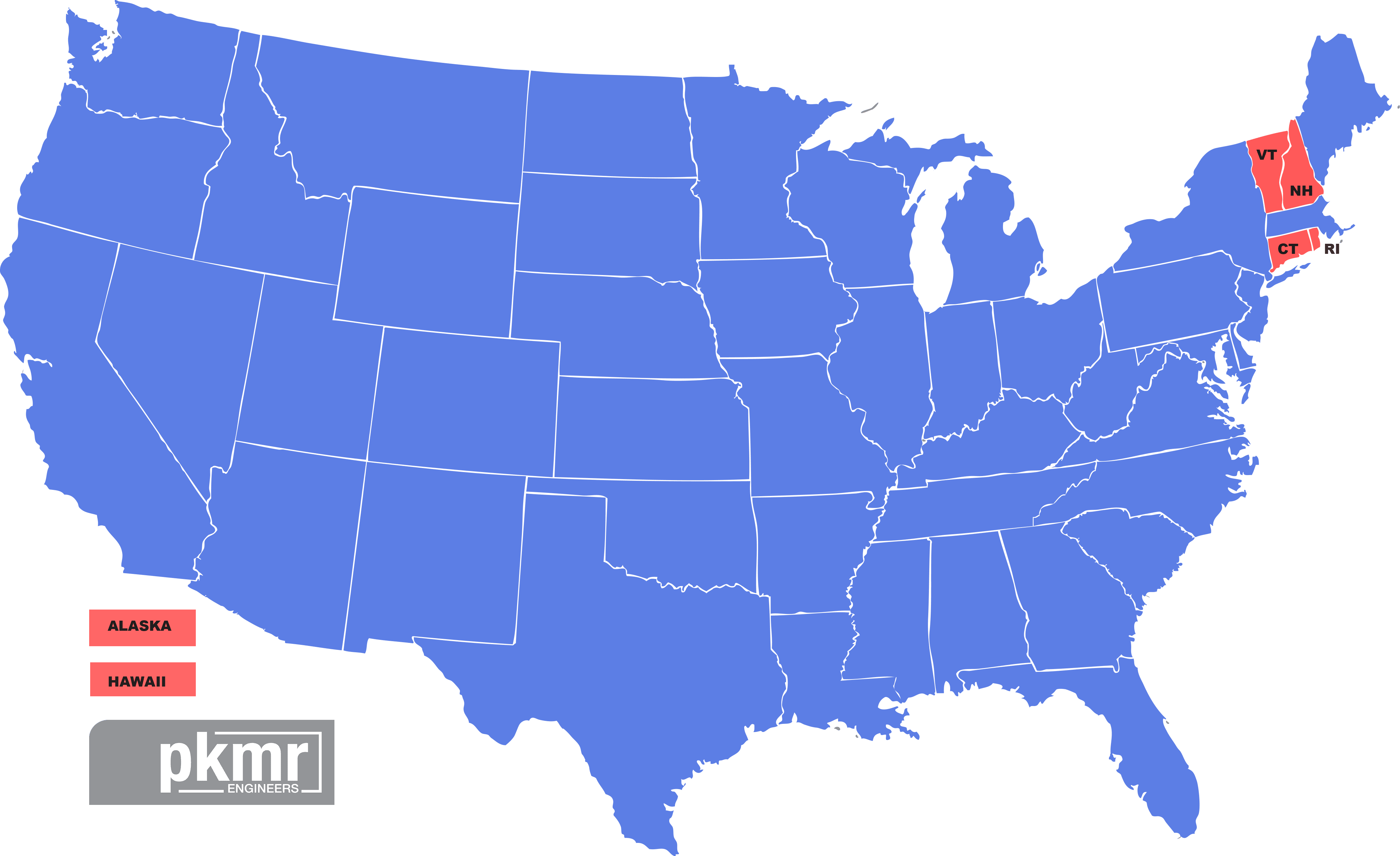 us-vector-map 3916a